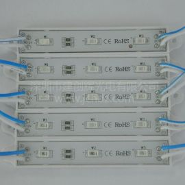 厂家供应LED模组5730广告防水不防水红光 白光 蓝光 绿光 黄光