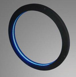 隆達33B4UD01 F3mm 藍發藍散射 藍光發光二極管LED