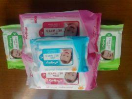 湿巾,40片女性护理湿巾加工贴牌,湿纸巾