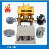 四柱油壓機散熱器冷擠壓成型設備佛山油壓機