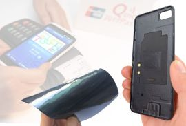 进口铁氧体片 NFC隔磁片 抗干扰屏蔽材料