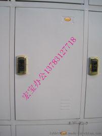 河南專業定製彩色更衣櫃彩色儲物櫃13783127718