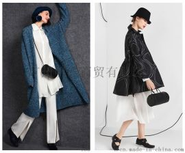 哥邦2017年新款女裝品牌折扣正品尾貨批發銷售
