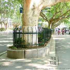 锌钢草坪防护栏,户外园艺栏杆,绿化带隔离护栏