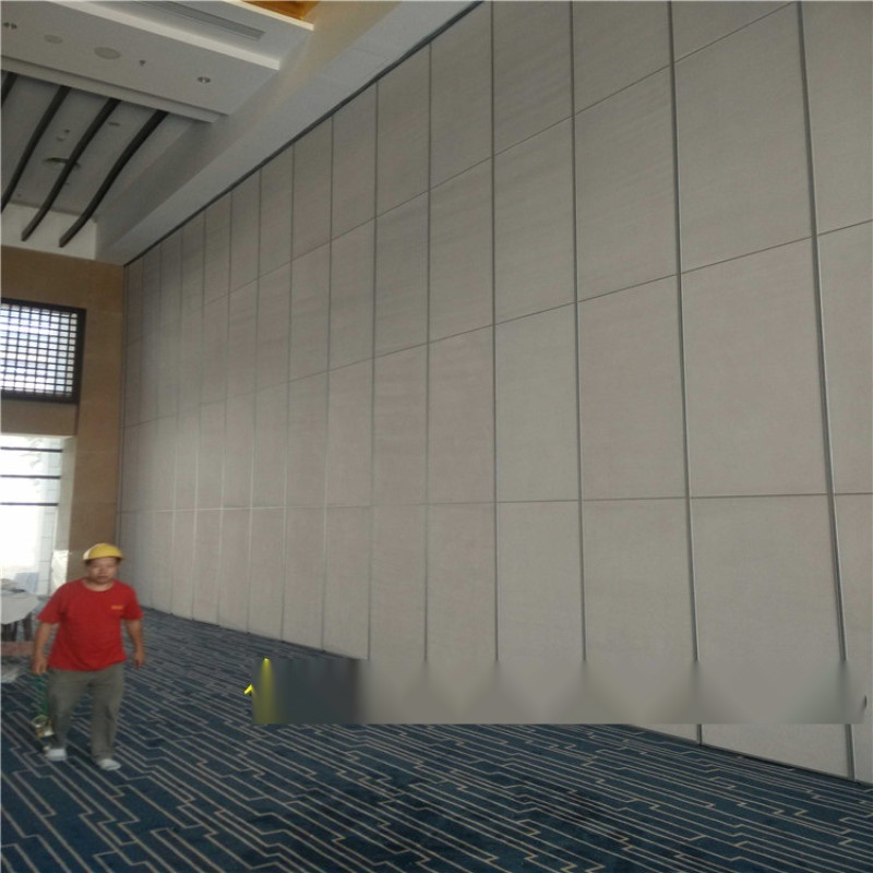 会议室板材折叠门 隔音隔断墙活动隔断