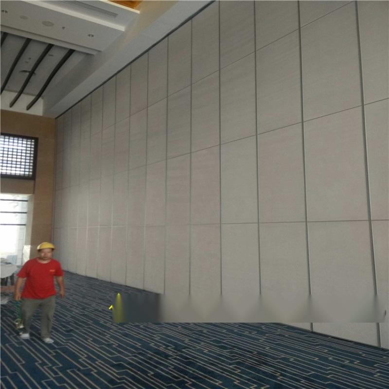 會議室板材摺疊門 隔音隔斷牆活動隔斷