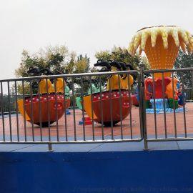 河南童星厂家生产主题公园游乐设备梦幻陀螺 报价合理