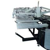 全自動橢圓服裝數碼一體絲網印花機T桖裁片直噴印刷機
