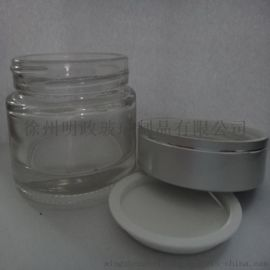 玻璃乳液瓶,面霜瓶,膏霜瓶,玻璃瓶