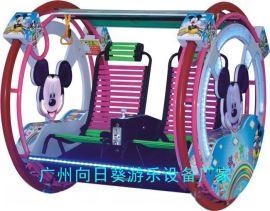 户外广场乐吧车,儿童骑乘游乐设备