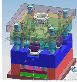 供应安防产品塑胶模具 专业注塑成型加工厂