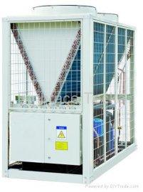 深圳鸿宇HYG120A适用于铝型材制造风冷冷水机