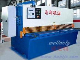供应QC12K-12×2500数控剪板机 南通液压剪板机