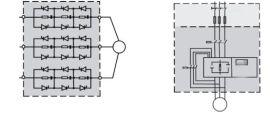 同步电机高压固态软启动柜