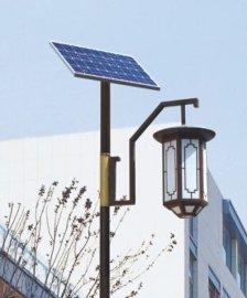 4米led太阳能庭院灯华可直销质量有保证精品打造量大从优
