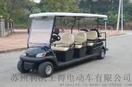 高爾夫球車八座看房觀光車