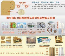 预应力经纬线牛皮纸 国家发明专利产品