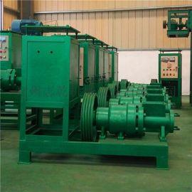 木炭制作机器 环保碳生产设备 制棒机 碳化炉 制炭技术培训 2016