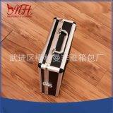 厂家特价批发铝合金收纳工具箱现货 支持定做手提五金仪器工具箱