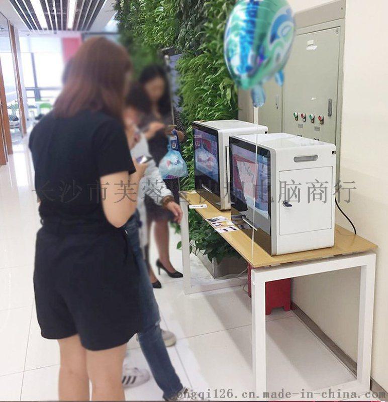长沙微信打印机出租 相片照片打印机租赁 吸粉机