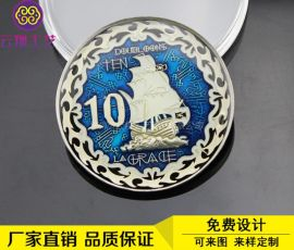 供应金属胸牌 黑龙江胸章制作 哈尔滨徽章胸徽生产厂