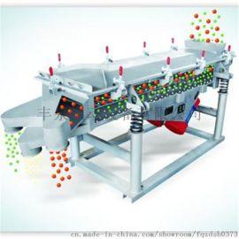 石英砂直线振动筛厂家定制的电动筛分机