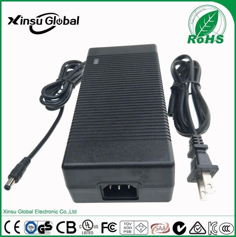 24V9A電源 XSG2409000 中規CCC認證 VI能效 xinsuglobal 24V9A電源適配器