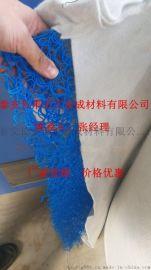 高强度丝状RCP渗排水片材,渗排水网垫,土工席垫