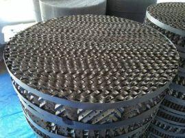 安平北筛厂家供应规整填料 金属丝网波纹填料