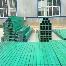 玻璃钢垃圾型材圆管 方管 工字钢 厂家
