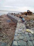 邊坡防護石籠網 治理固土護坡石籠網牆 鐵絲石籠網