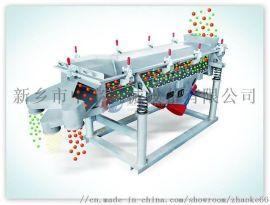 专业生产定制ZZS系列碳钢不锈钢轻型直线振动筛