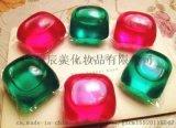 洗衣凝珠啫喱球液超浓缩薰衣草自然清新工厂OEM/ODM贴牌代工生产