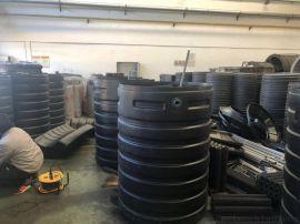 污水处理净化槽_塑料一体化污水处理设备