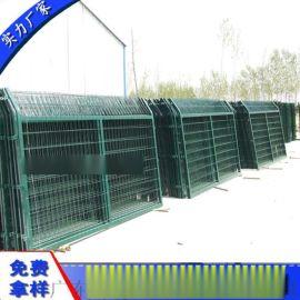 铁路防护栅栏 惠州隔离边框隔离护栏网 江门刺丝滚笼
