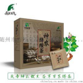 康风宁排酸茶,神农本草风升级产品,降尿酸神农降酸茶