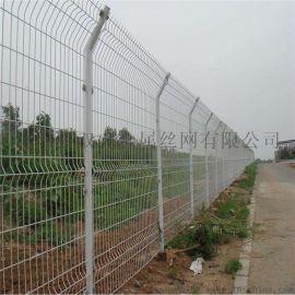 三角折弯护栏网 防盗护栏厂家直销 庭院围栏网