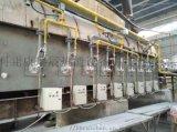 山西徐州窑炉天然气改造,将烧煤炉改用燃气燃油供热