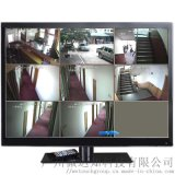 工业级32寸液晶监视器高清监控显示屏安防监控显示器