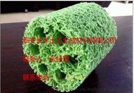 山东长丰土工厂家供应塑料芯体合成树脂排水管塑料盲沟