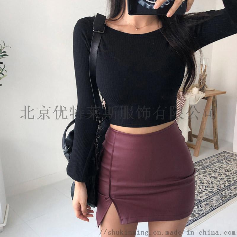 IAM27伊曼服饰品牌折扣女装尾货折扣 2018年品牌女装尾货