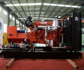 养牛厂用玉柴200KW沼气发电机,多燃料发电机组
