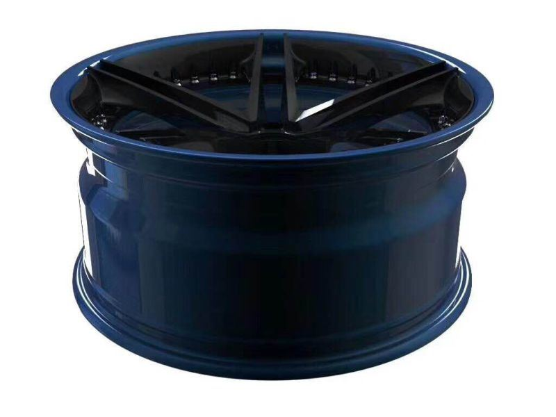 徐州奥-迪两片式锻造铝合金个性化轮毂