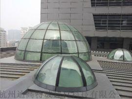 双曲面球形钢化玻璃