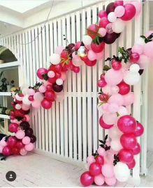 昆明,花語花香,氣球寶寶宴派對