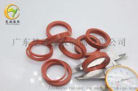 厂家定制橡胶脚垫防滑硅橡胶垫片圆形自粘硅胶垫橡胶垫