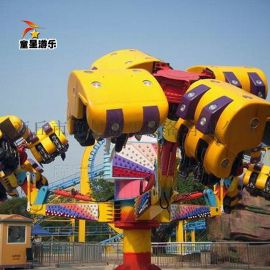 主题公园大型游乐设备能量风暴厂家报价