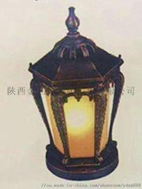 陕西柱头灯|西安柱头灯|