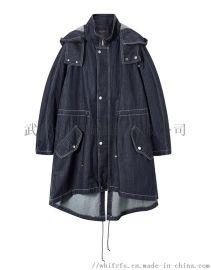 各种搜索服装货源兰爱特女士时尚风衣【一手货源】