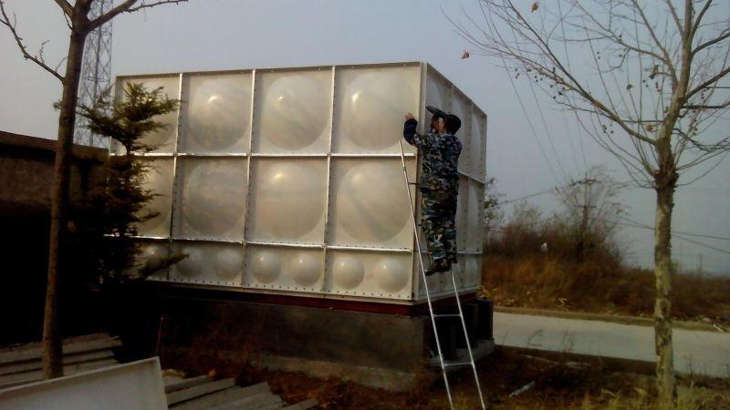 水箱 模壓地下水箱 玻璃鋼家用水箱廠家直銷